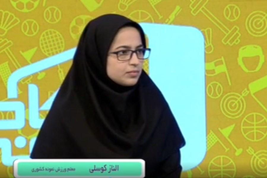 بیهوش شدن مهمان برنامه تلویزیونی در پخش زنده