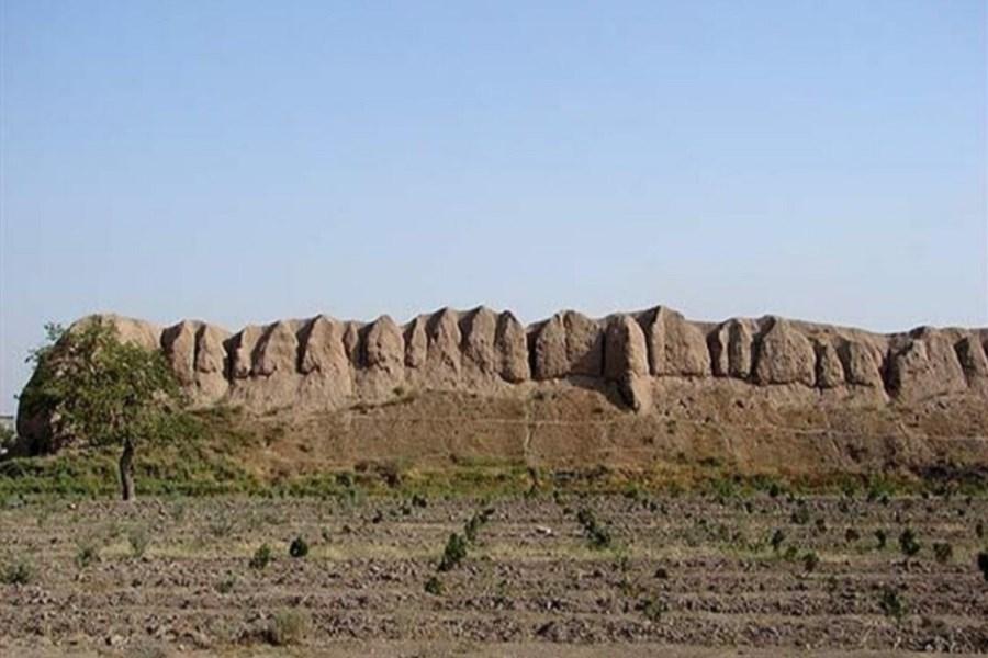 تبدیل قلعه ایرج پیشوا به صدمین پایگاه ملی میراث فرهنگی کشور