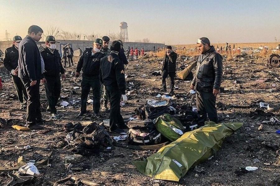 حادثه هواپیمای اوکراینی عامدانه نبوده ولی به معنای تبرئه شدن ایران هم نیست