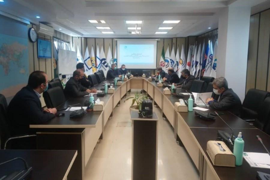 برگزاری جلسه همکاری مدیران بیمه و صندوق نوآوری ریاست جمهوری
