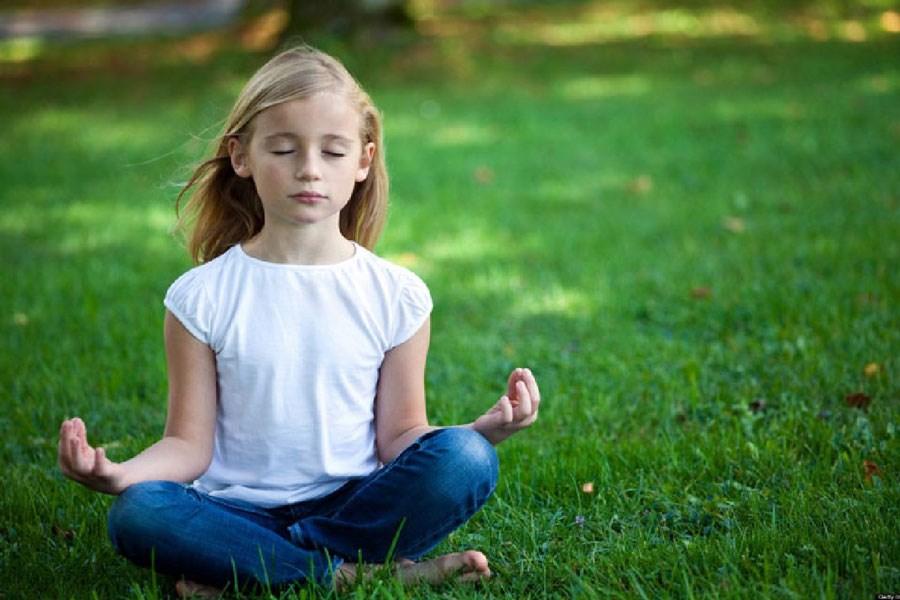 تاثیر مثبت مدیتیشن بر تقویت و سلامت روان کودکان