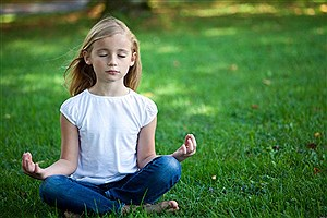 تصویر  تاثیر مثبت مدیتیشن بر تقویت و سلامت روان کودکان