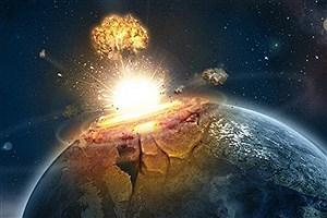 تصویر  آیا سیارکی به زمین برخورد خواهد کرد؟!