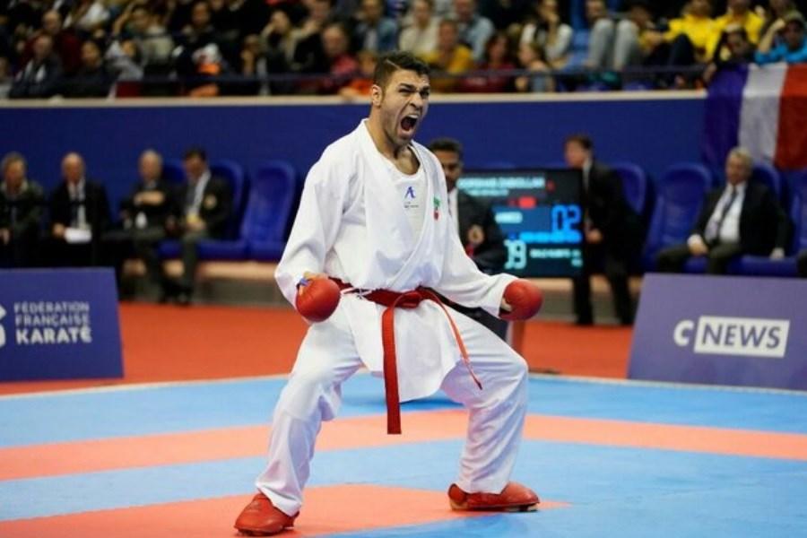 ۴ کاراته کای ایران در صدر رنکینگ برترینهای جهان