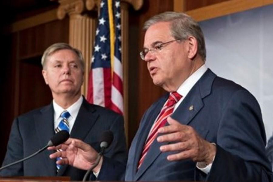 تصویر تلاش شماری از قانونگذاران دموکرات برای جلوگیری از بازگشت آمریکا به برجام