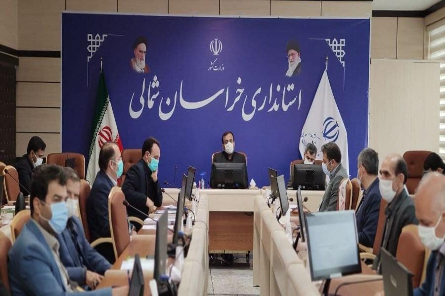 تصویر خدمات رسانی به پروژه های مسکن خراسان شمالی در دستور کار قرارگرفت