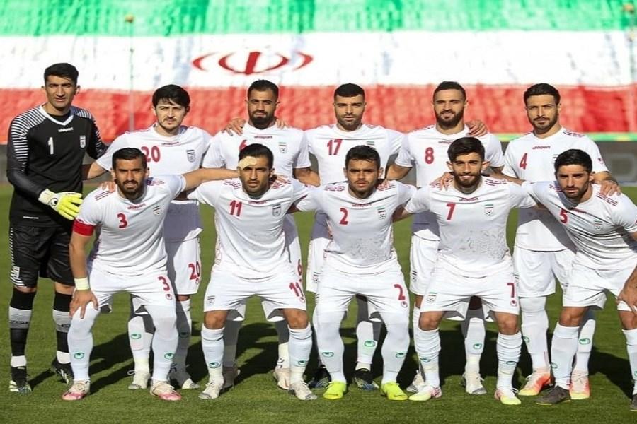 ساعت بازیهای ایران در مقدماتی جام جهانی ۲۰۲۲ قطر مشخص شد