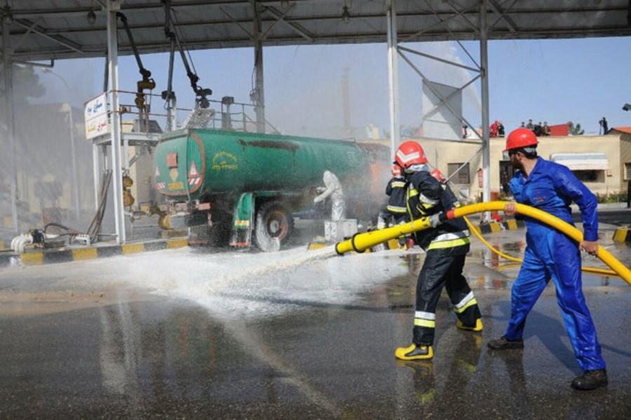 مدیر منطقه چهار عملیات انتقال گاز، از مانور مدیریت بحران در گستره چهار استان کشور خبر داد