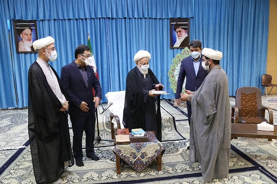تجلیل از کانون های مساجد برتر استان یزد در طرح ملی « ایران قوی» سال ۹۹
