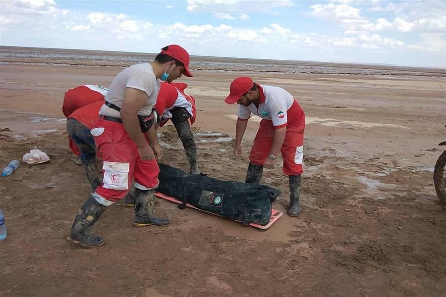 کشف آخرین جسد از سیل بیاضیه یزد