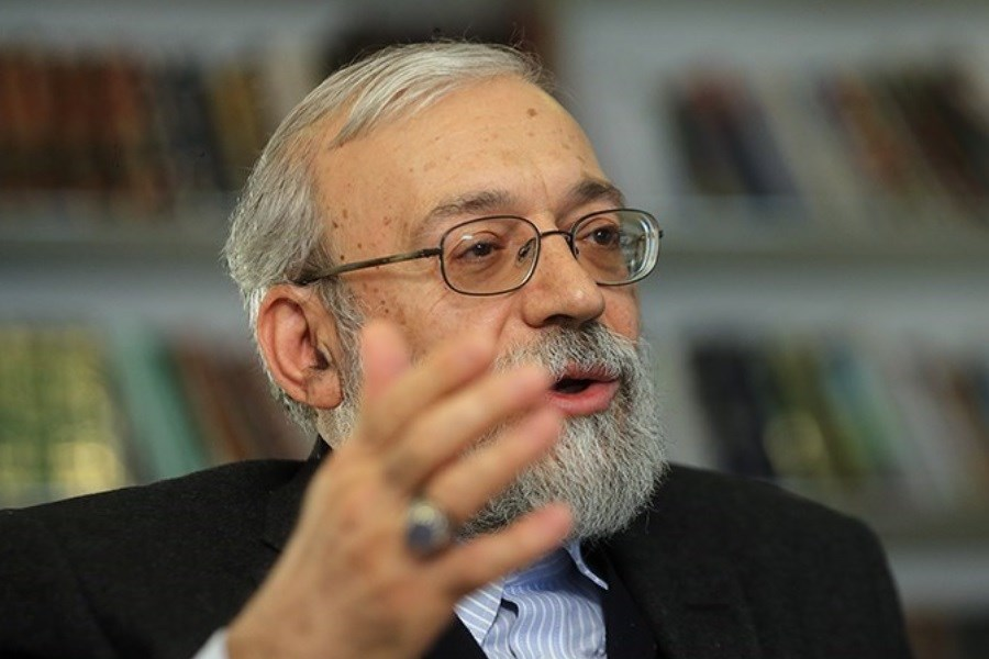 یادداشت محمدجواد لاریجانی در ارتباط با اظهارات ظریف در فایل صوتی