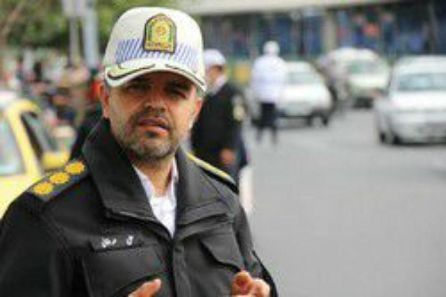 برخورد پلیس با رانندگان کامیون در شب بیست سوم ماه رمضان