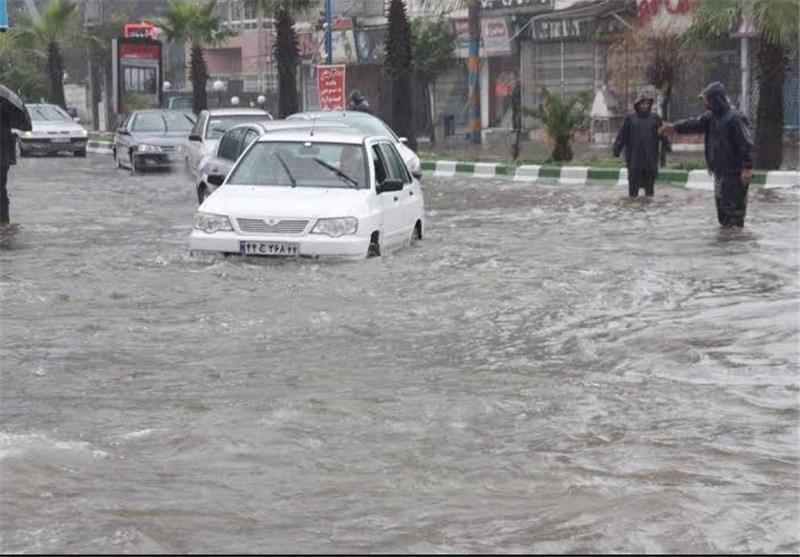 هشدار وقوع سیلاب موقت در برخی مناطق