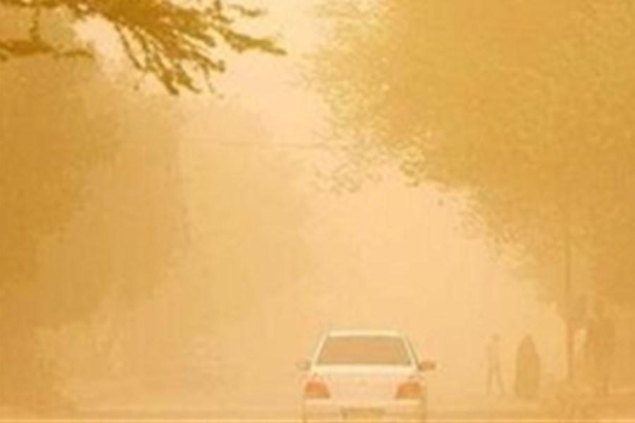 احتمال وقوع گرد و خاک در خوزستان