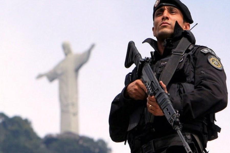 تیراندازی در مترو «ریودوژانیرو» برزیل با  ۲۳ نفر کشته