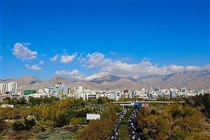 تصویر  پایداری هوای سالم در تهران/غلظت دی اکسید نیتروژن افزایش یافت
