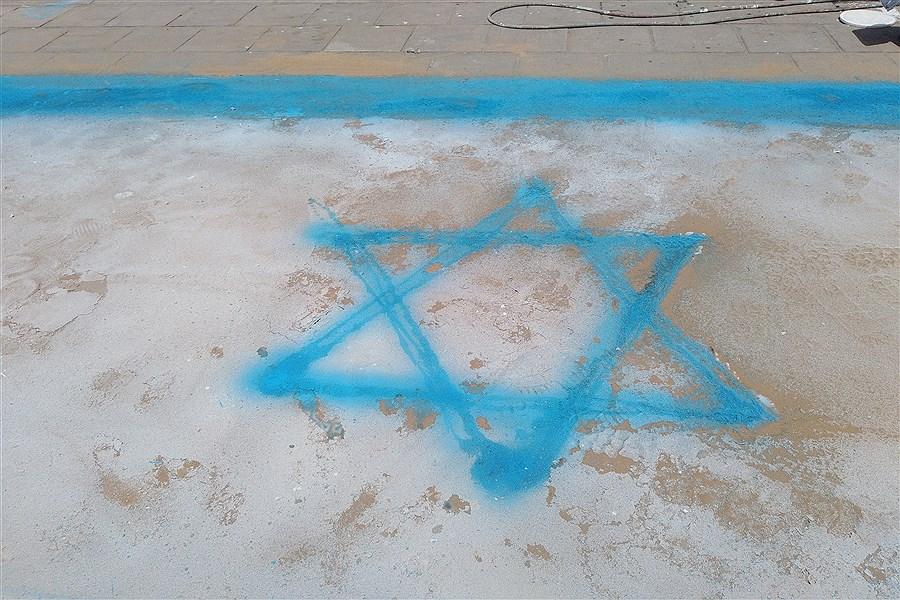 اسرائیل را آب برد