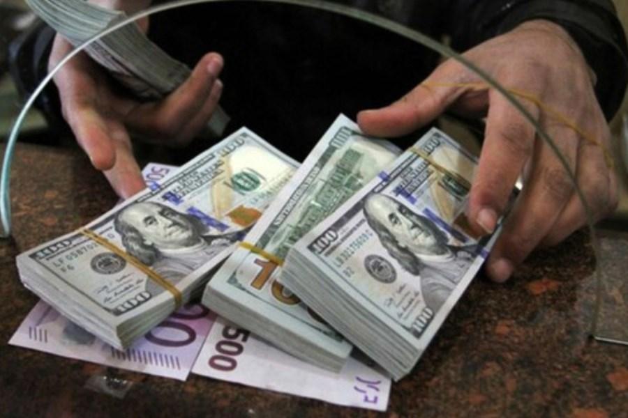 دلار رشد کرد +جدول