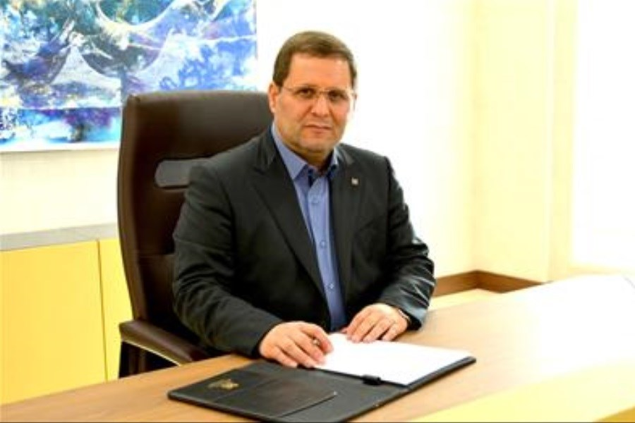 پیام تبریک مدیرعامل بانک صنعت و معدن به مناسبت عید سعید فطر