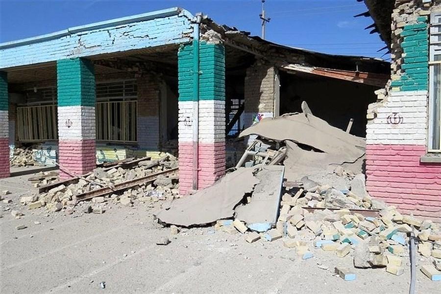 50 واحد مسکونی در سروآباد خسارت دیدند