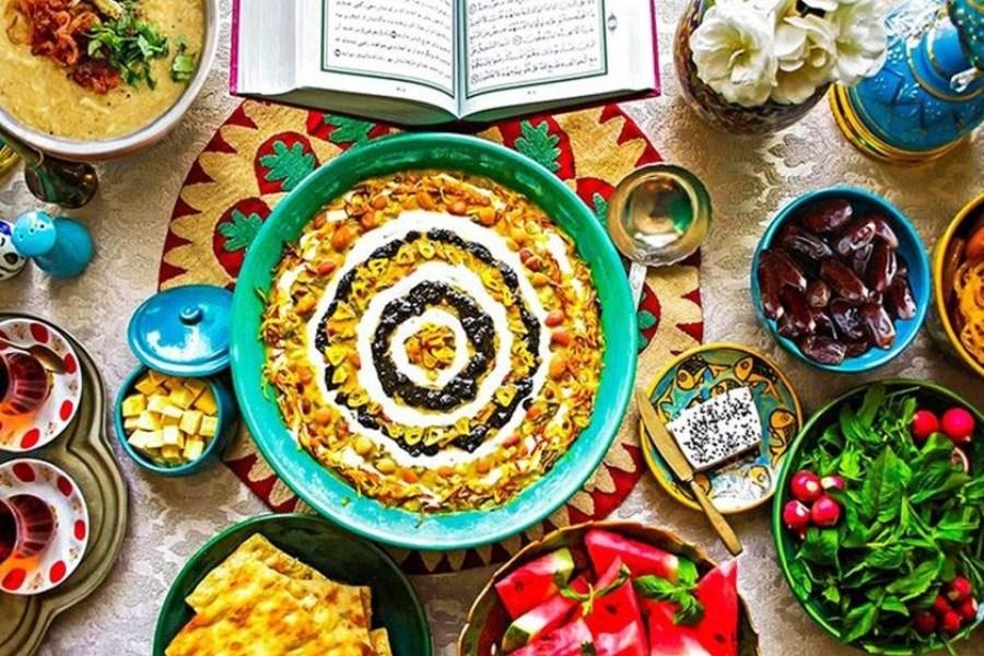 ویژگی غذای افطار چه باید باشد؟