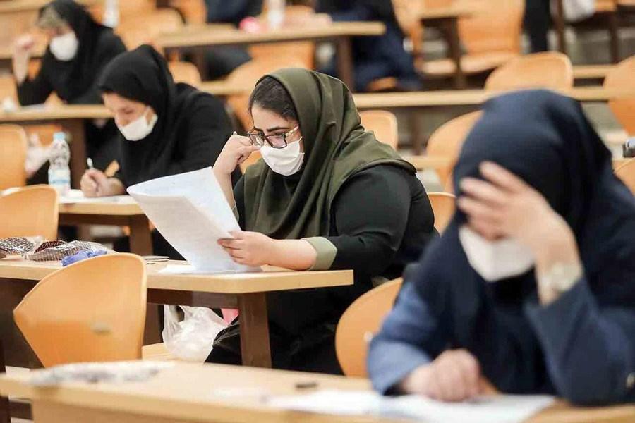 تصویر تاریخ قطعی برگزاری آزمونهای سراسری سال ۱۴۰۰ اعلام شد