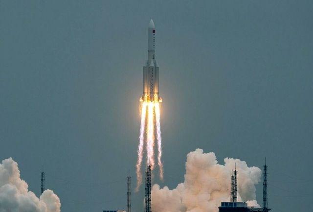 موشک چینی امروز یا فردا به زمین برخورد میکند!