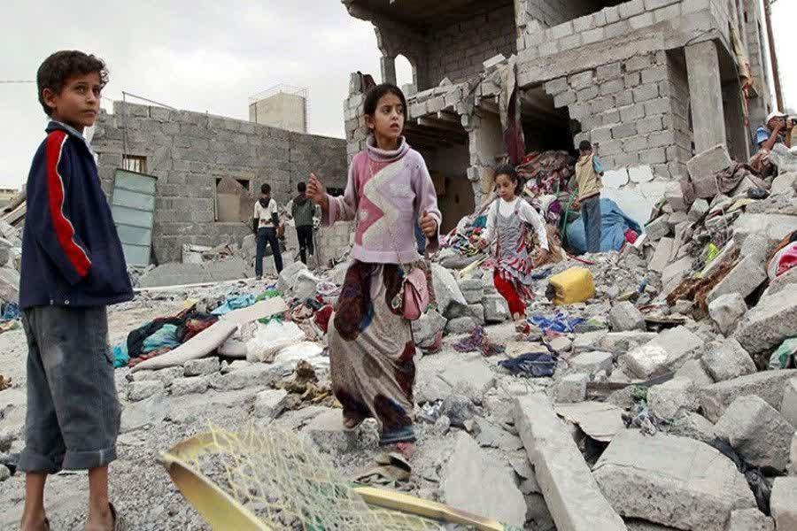 سازمان ملل در ظاهر نگران، در باطن همدست جنایات آل سعود در یمن