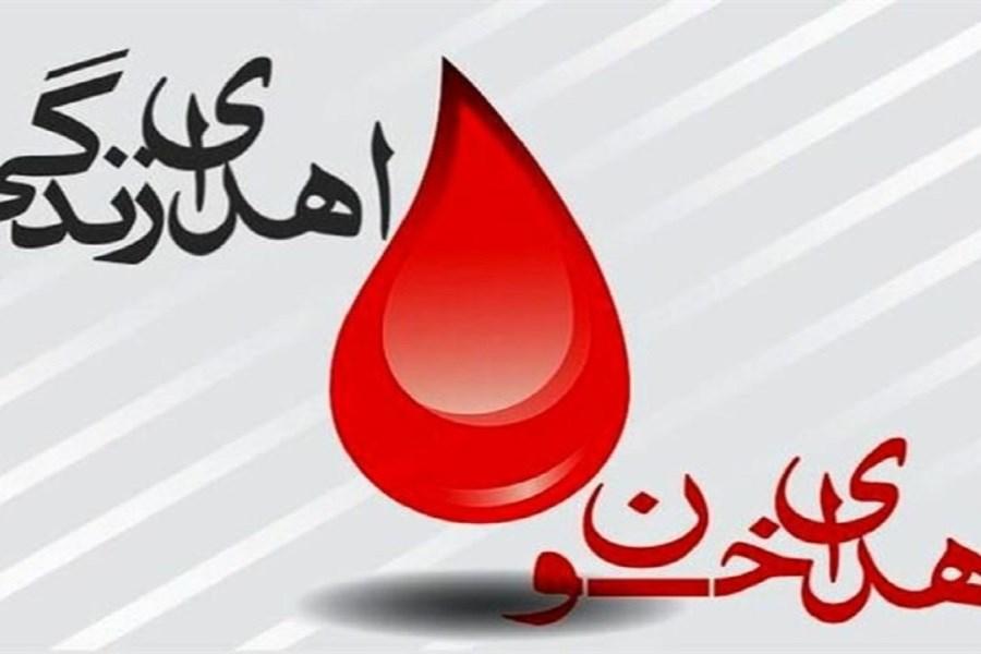 اهدای هر واحد خون؛ اهدای زندگی به سه نفر