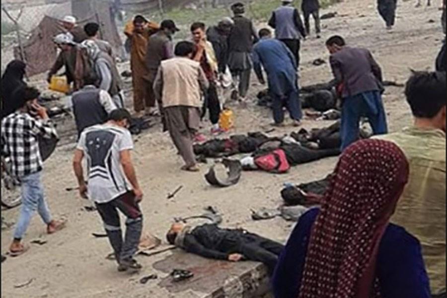 در غم کشتار مظلومانه دختران در افغانستان