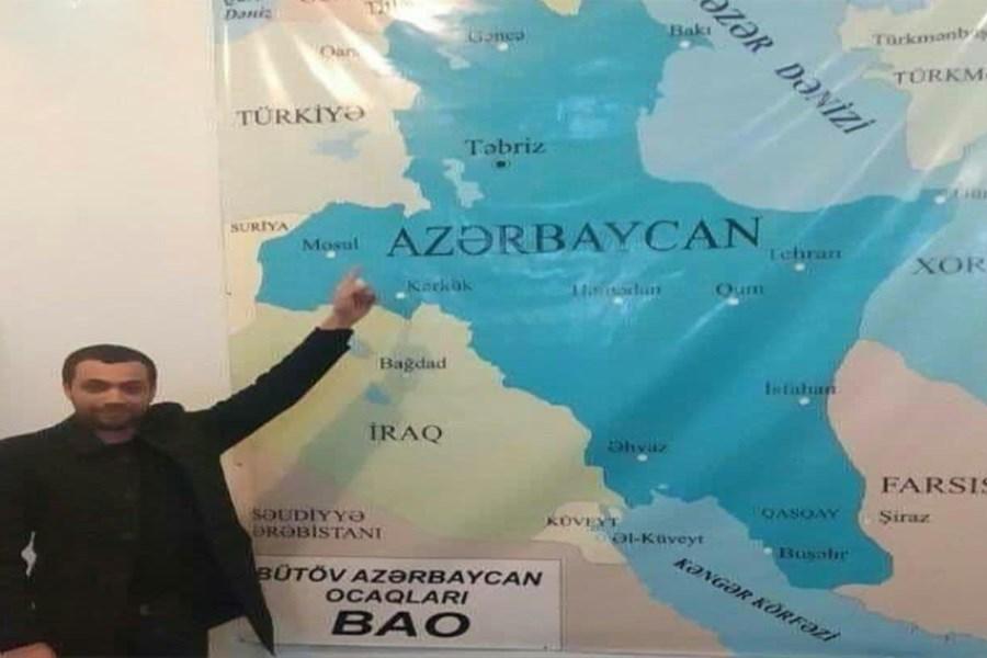 نقشه خیالی پان ترکها