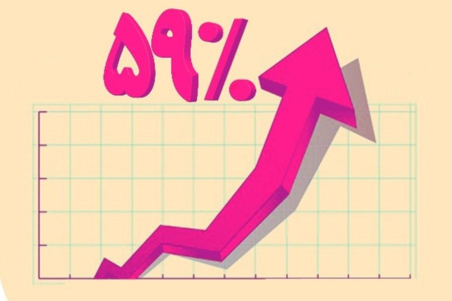 حق بیمه نوین در فروردین ماه 59 درصد رشد کرد