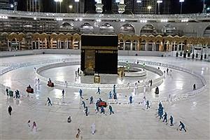 تصویر  عربستان از برگزاری مراسم حج امسال خبر داد