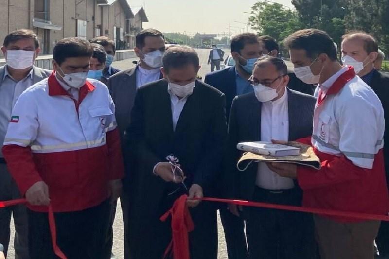 افتتاح و بهرهبرداری از ۵۴۰۰ خانه هلال توسط معاون اول رئیس جمهوری