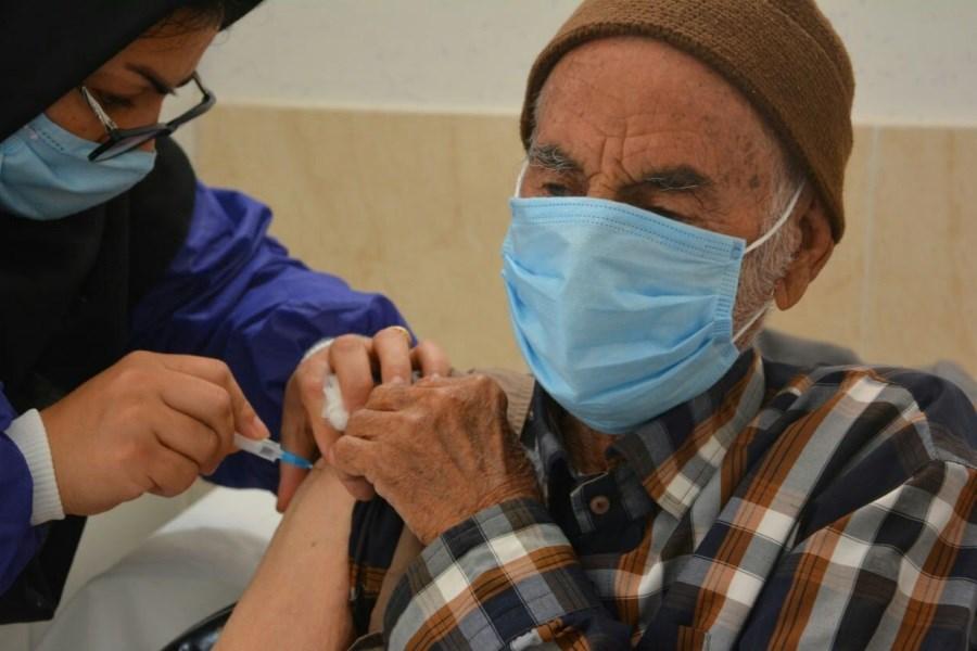 عدم واکسینه ۴۰ درصد سالمندان بالای ۸۰ سال