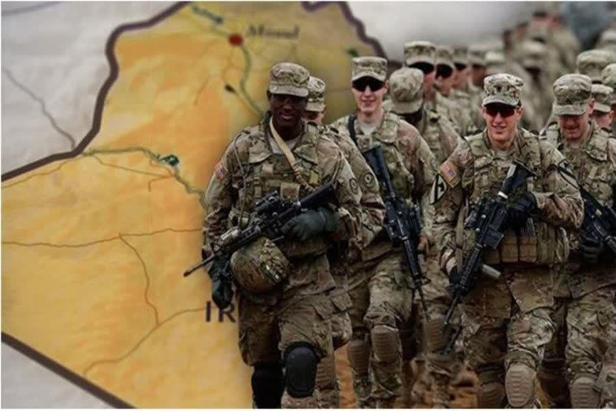 ساختار عراق قدرت اخراج آمریکا را ندارد