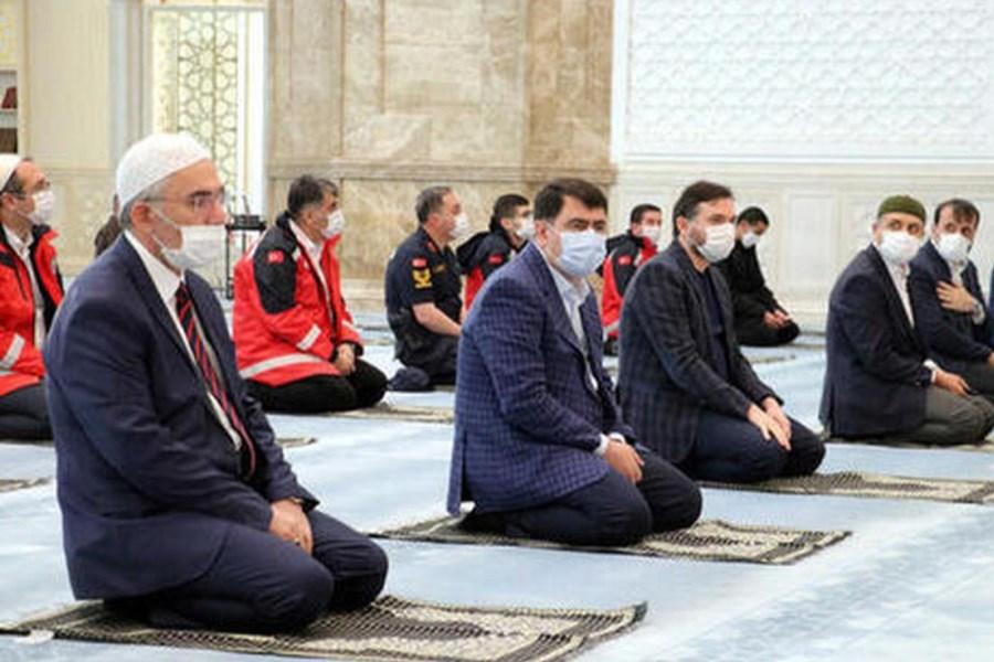 نماز عید فطر در بلوار دارالقرآن زنجان اقامه میشود