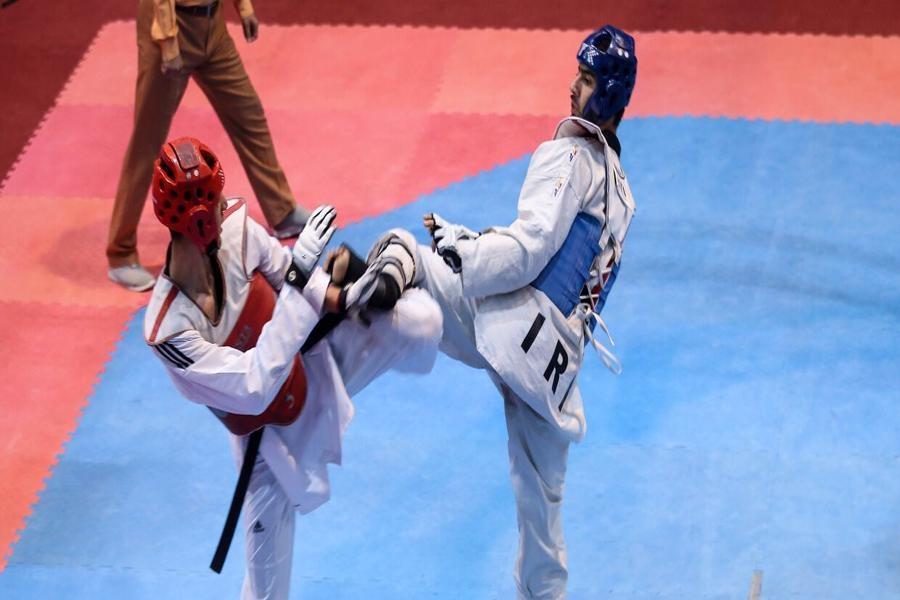حضور تکواندوکاران گیلانی در مسابقات قهرمانی آسیا در بیروت