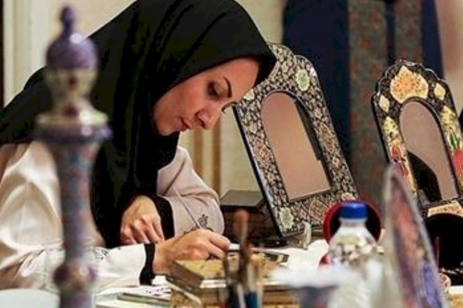 تصویر این حذفی برای بافندگان فرش و شاغلان صنایع دستی خوب شد!