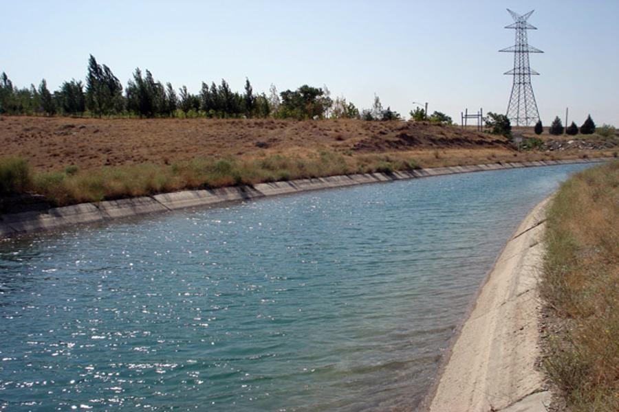 کاهش آبگذاری کانالهای آبیاری کشاورزی گیلان از امشب