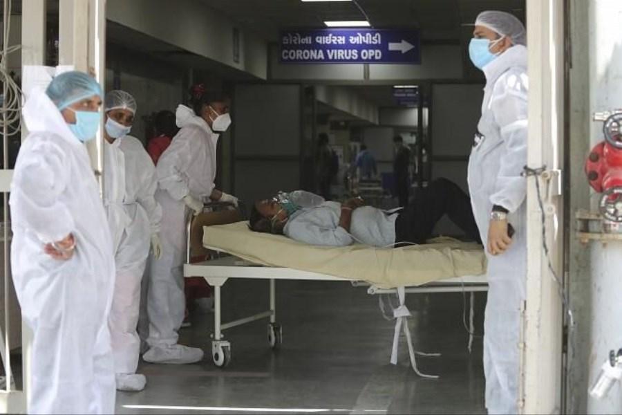 وضعیت بحران کرونا در هند
