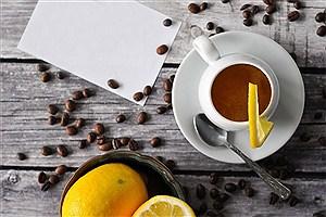 تصویر  خواص ترکیب قهوه و لیمو ترش برای سلامتی