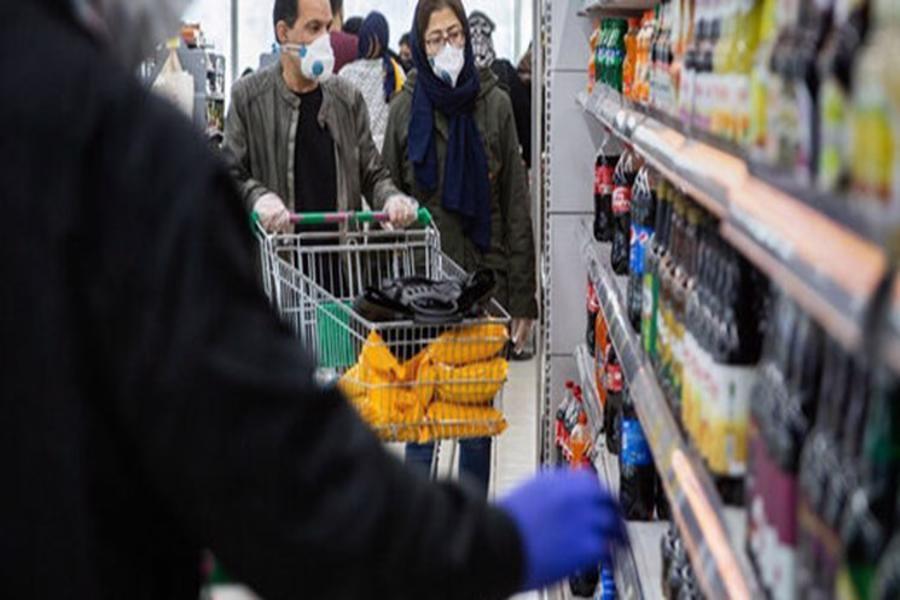 فروشگاه های بزرگ، محلی مناسب برای انتقال ویروس کرونا
