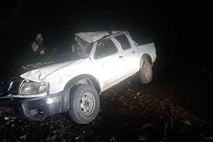 تصویر  دو محیطبان پارک ملی قمیشلو اصفهان در درگیری با شکارچیان مصدوم شدند