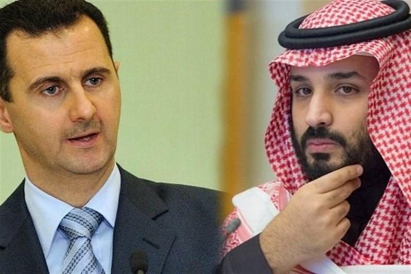 گروکشی عربستان از سوریه؛ قطع روابط با ایران در قبال مشارکت در بازسازی
