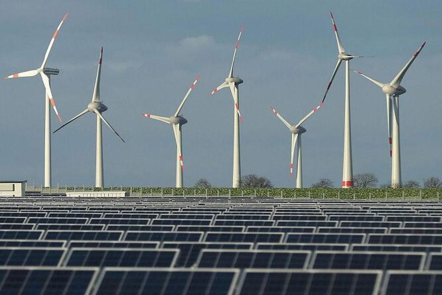 رشد بیسابقه انرژیهای تجدیدپذیر جهان در کرونا