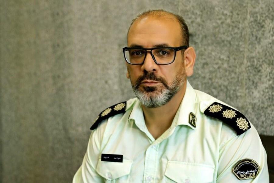 میزان رضایتمندی مردم از ویژه برنامه های پلیس در ایام نوروز