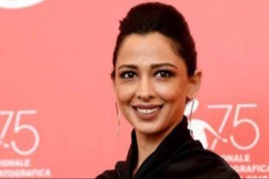 تصویر اصابت گلوله به یک بازیگر فلسطینی