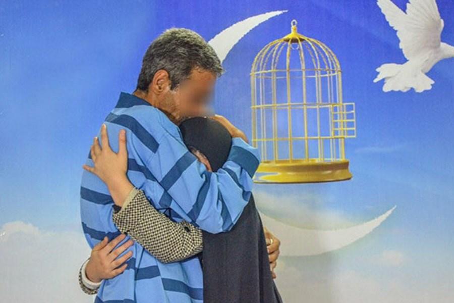 آزادی ۷۴ زندانی جرایم غیرعمد