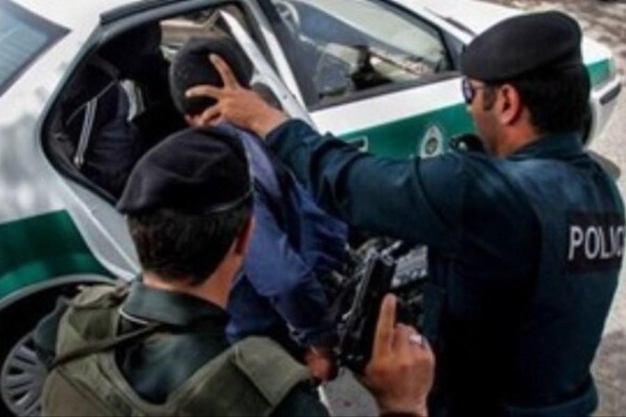 یک قاتل در داراب دستگیر شد